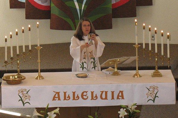 Modern Lutheran church's guiding principles in Spring Prairie