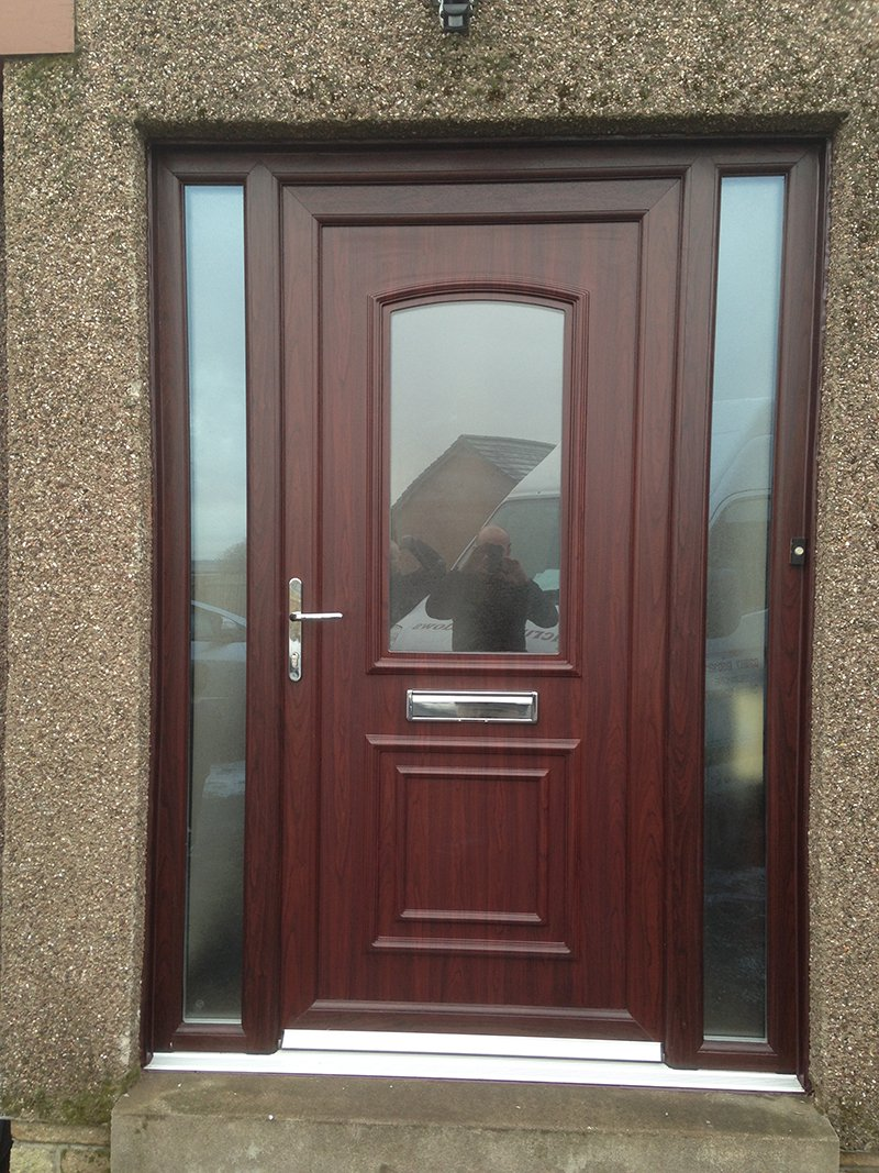 door sample