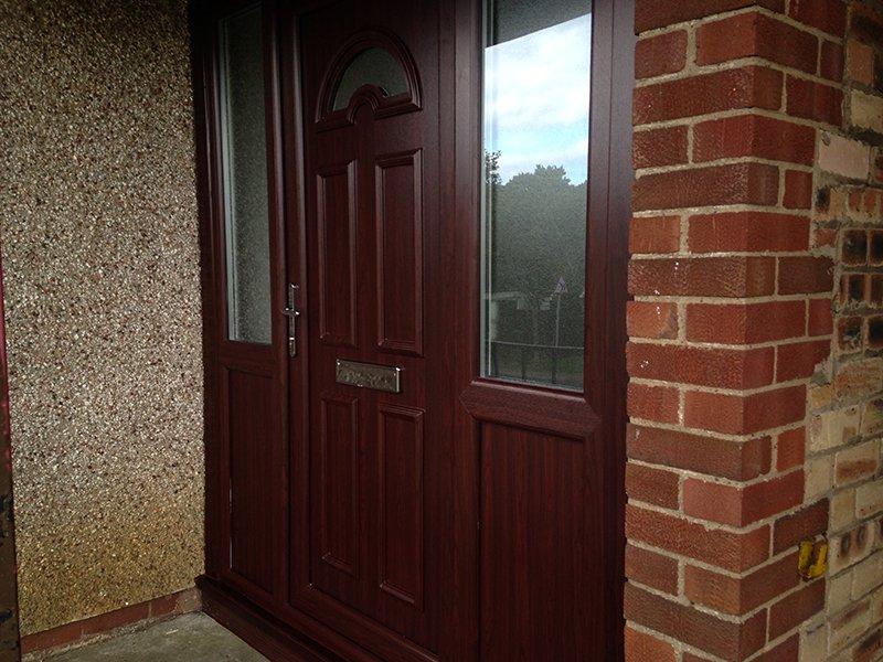 double door pattern