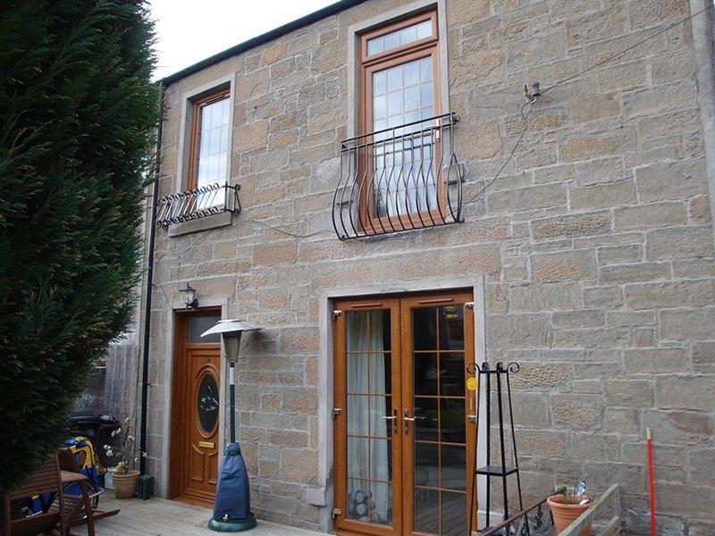 door and window design