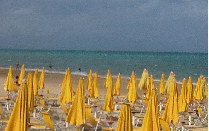 Spiaggia attrezzata Silvi Marina