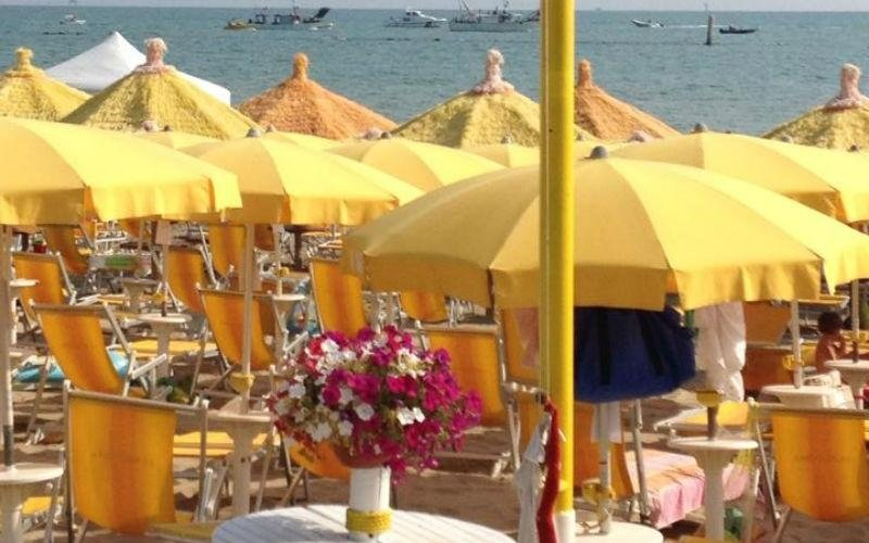 Stabilimenti balneari a Silvi Marina