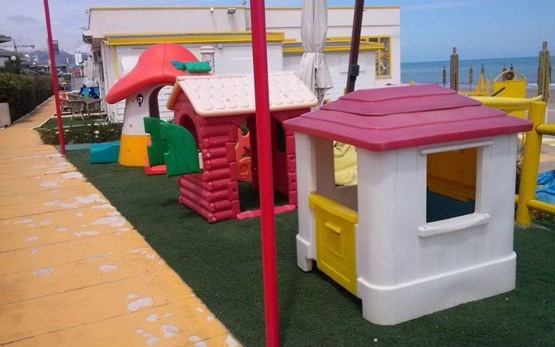 Zona giochi per bambini