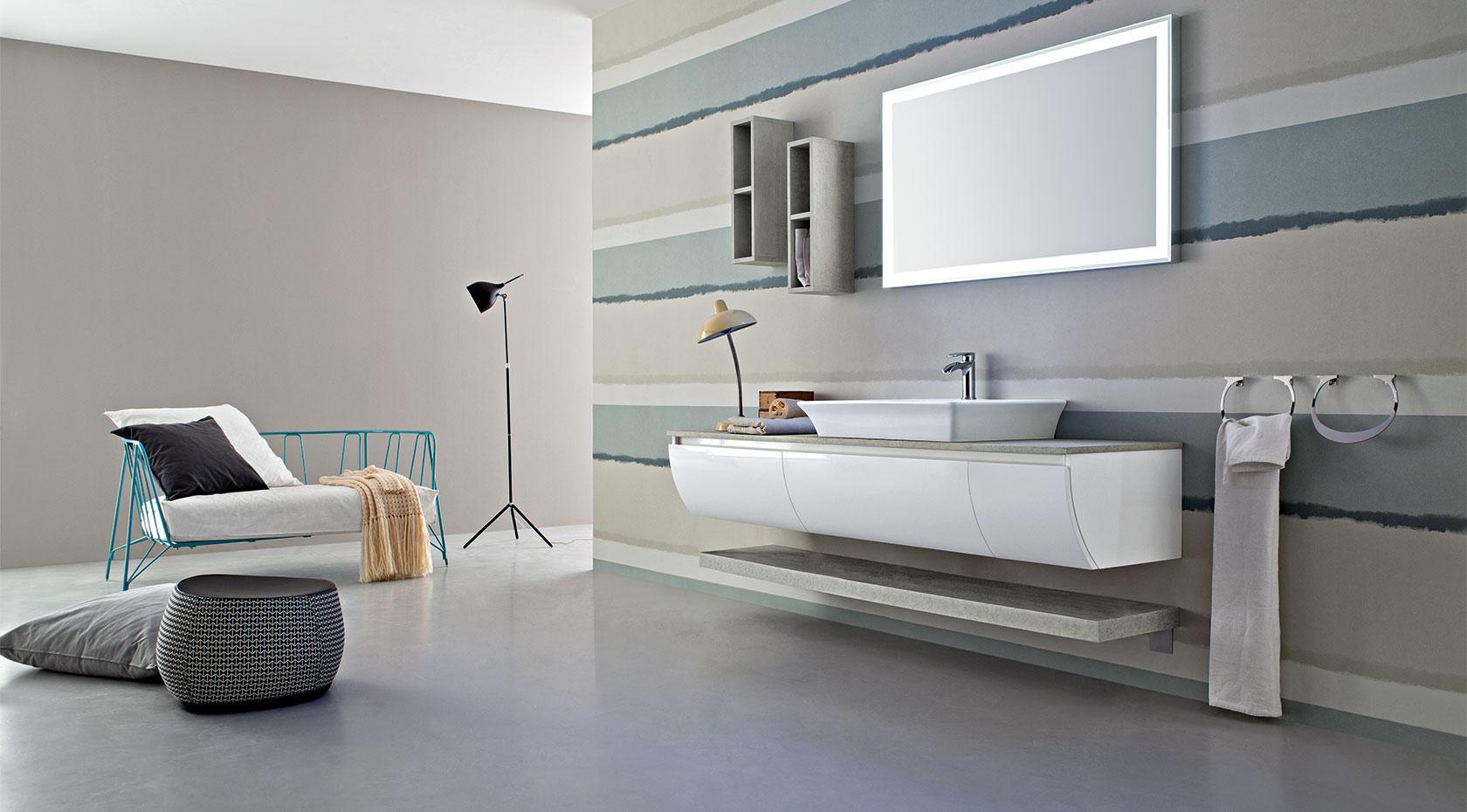 Complementi d arredo per la casa padova arco arredi - Mobili bagno cerasa joy ...
