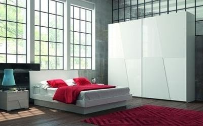 Progettazione arredo camere da letto Rubano