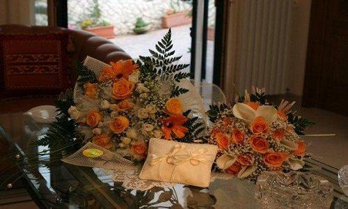 Gigli bianchi, Rose bianche,rose rose...per il giorno perfetto