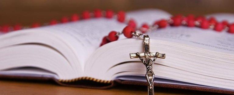 Rosario e  Bibbia