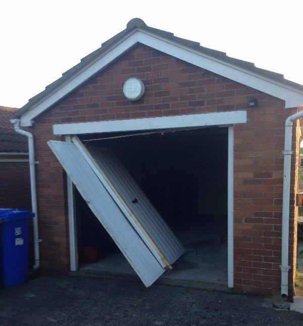 Affordable Garage Door Repairs Replacements In Comber And Bangor