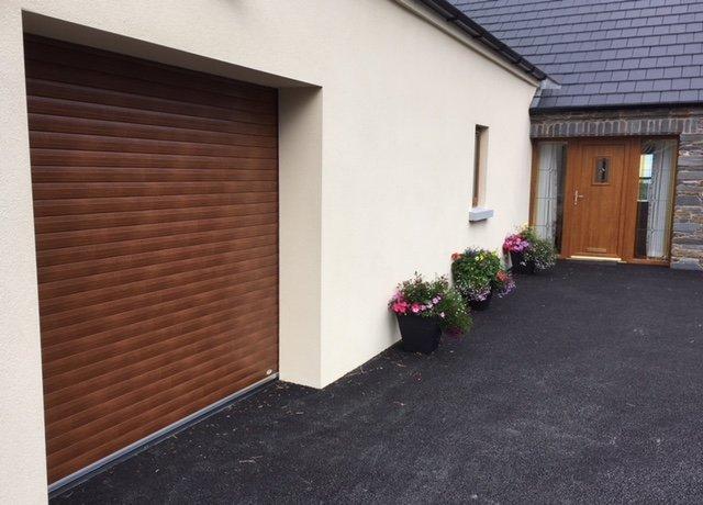 Completed Garage Door Projects In Belfast Comber Amp Bangor