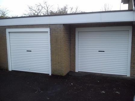 Maintenance Free Single Skin Roller Doors In Comber And Newtownards