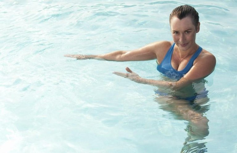 pilates in acqua