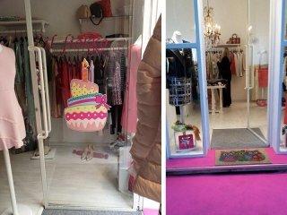 Boutique donna Firenze