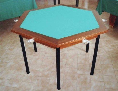 tavolo da gioco 6 posti