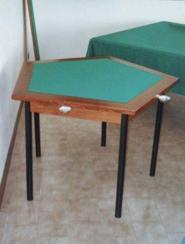 tavolo da gioco 5 posti