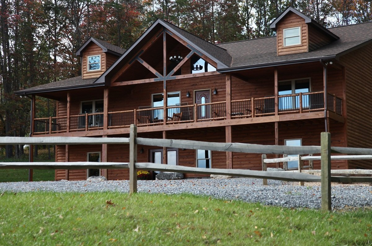 s luray rentals cabin cabins log in va of images valley shenandoah inspirational