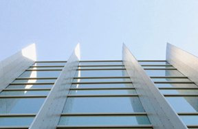 commercial building film