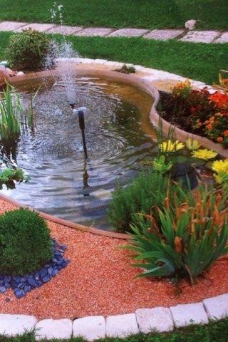 laghetti giardino