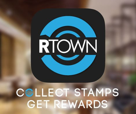 RTOWN Loyalty App logo