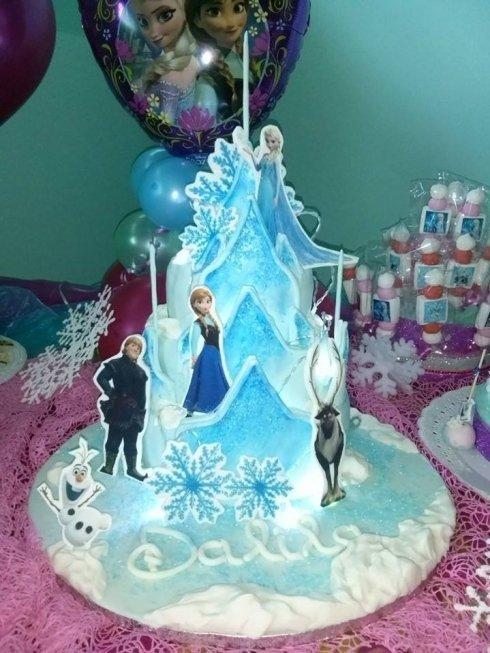 Torta Frozen