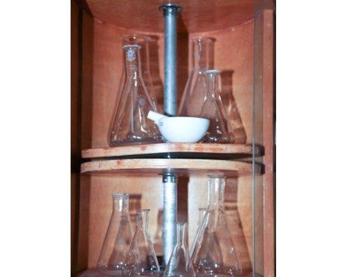Ampolle vetro per preparazioni vegetali