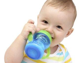 Biberon prima infanzia