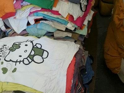 export abiti usati