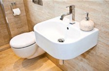 Superb bathroom fixtures