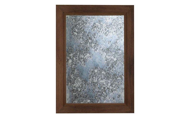specchio antico seppia