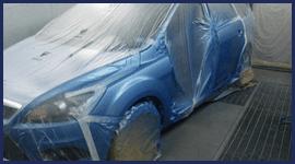 Polieren von Autos