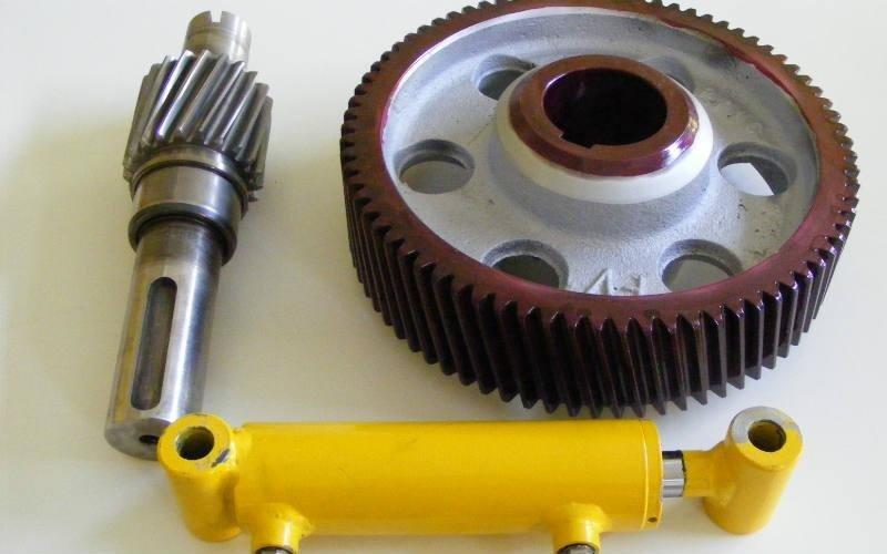 Ricambi motore agricolo