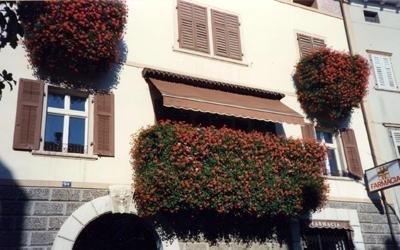 vecchia sede Farmacia Romani