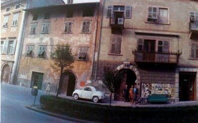 Casa in via Matteotti a Lavis