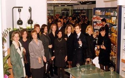 Inaugurazione nuova sede Farmacia Romani