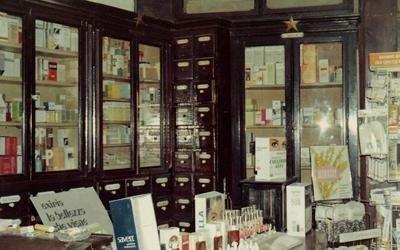 Farmacia Romani storia