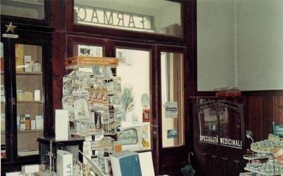 Farmacia Romani locale vendita