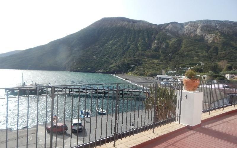 Balcone albergo Hotel Faraglione