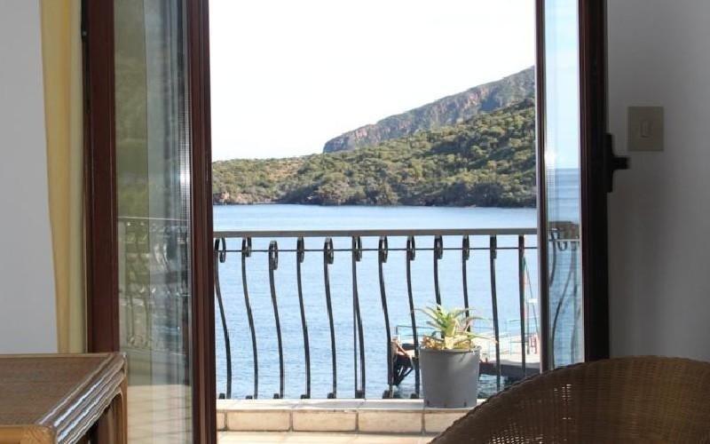 Camere vista mare Hotel Faraglione
