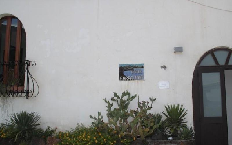 Struttura Hotel Faraglione
