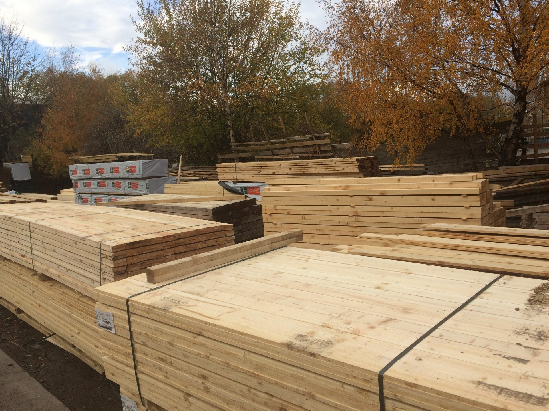 Timber Supplies In Doncaster Timber Specialists
