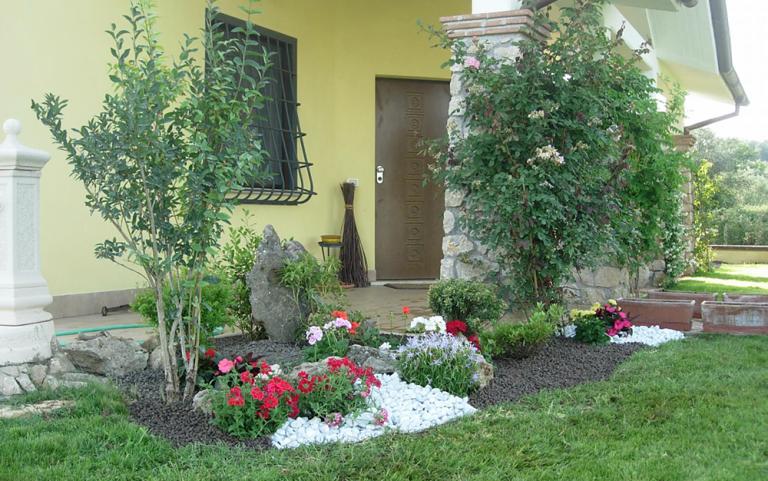 Giardino realizzato da Vivaio Piantiamola