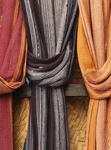 vendita foulard di seta como