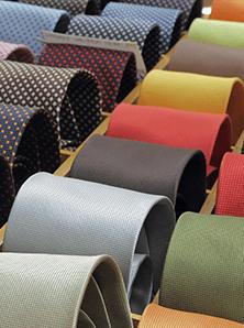 cravatte personalizzate Como