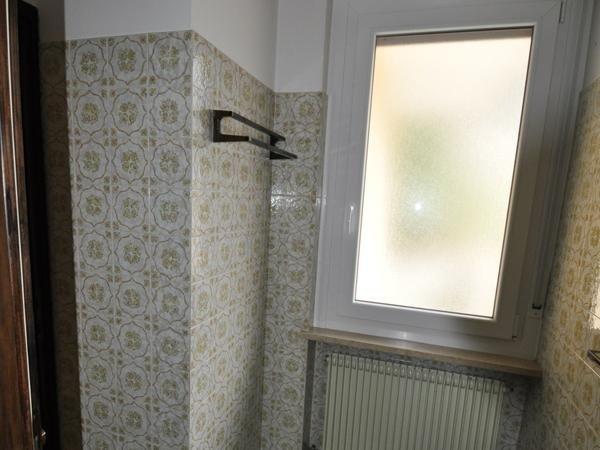 Bagno con doccia Morghen