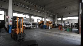 riparazione autoveicoli industriali
