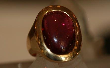 anello rubellite
