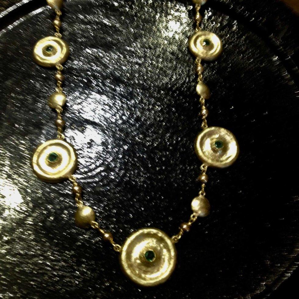 Collana in oro