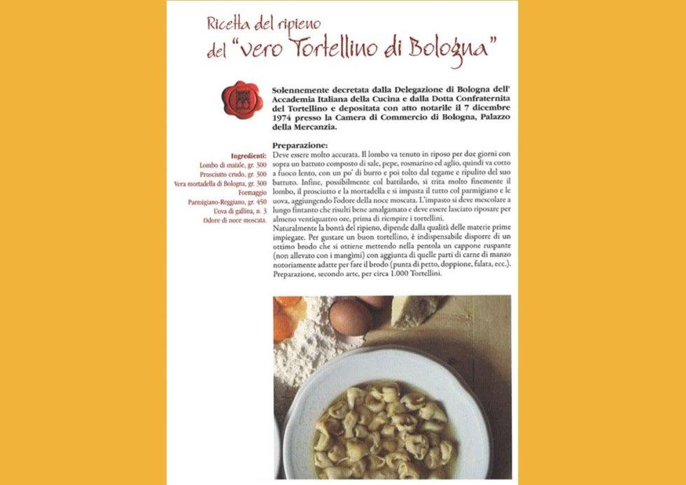 ricette tortellini