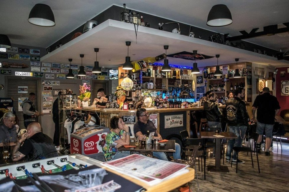 pub bar per eventi