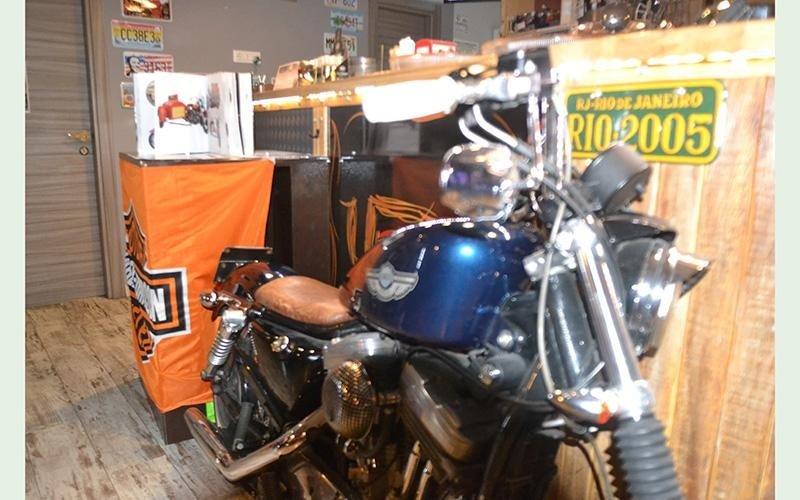 Locale bikers nel lazio
