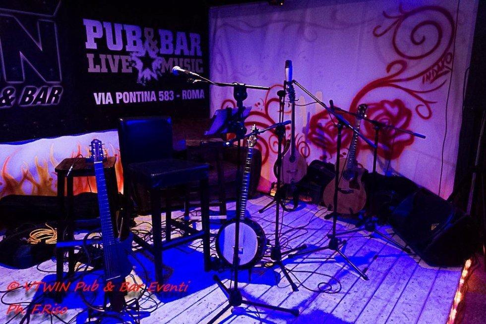 locale con musica dal vivo a roma